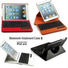 iPad Mini Bluetooth Klavye'li d�ner K�l�f