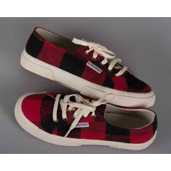 SUPERGA 2750-TWD1U Red-Black