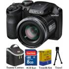 Fujifilm s4700 16MP HD Foto�raf Makinas� SIFIR