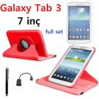 Samsung Galaxy Tab 3 7 in� 360� K�l�f-Full+Full