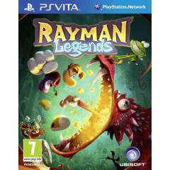 Rayman Legends Ps Vita Oyun - SIFIRR