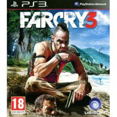 FAR CRY 3 PS3 OYUN - FARCRY 3 SIFIR