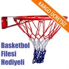 Avessa 45 cm Basketbol �emberi 18 mm File Hediye
