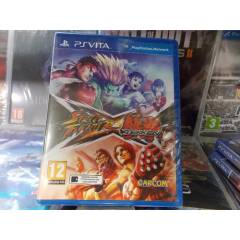 Street Fighter x Tekken Ps Vita Oyun - SIFIRR