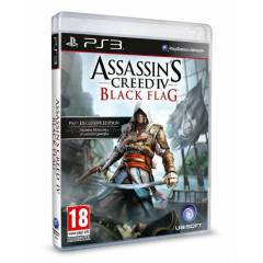 PS3 ASSASSiNS CREED IV 4 BLACK FLAG