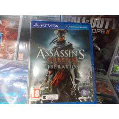 ASSASSINS CREED 3 L�BERATION PS V�TA OYUNU