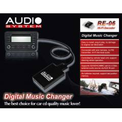 Audio System Ford Teybine Usb Sd Aux Adapt�r�