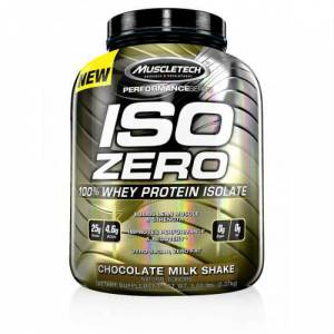Muscletech Iso Zero 5 lb 2270 gr Chocolate