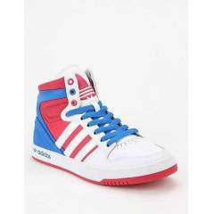 Adidas Ayakkab�-Court Attitude High-Top Sneaker