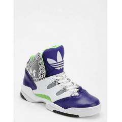 Adidas Ayakkab�-Good Luck Charm High-Top Sneaker