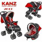 Kanz 2020 W �ift Y�nl� Travel Bebek Arabas� Set