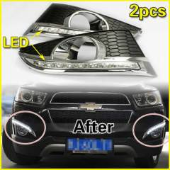 G�ND�Z FARI LED S�S KAPAK DRL CHEVROLET CAPTIVA