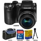 Samsung WB110 20 MP HD Foto�raf Makinesi