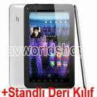 Excon� M80T 7'' Tablet Pc +Deri K�l�f �ift Kam