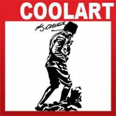 COOLART Duvar Sticker Atat�rk Kocatepe (st347)
