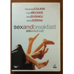 SEX & BREAKFAST MACAULAY CULKIN DVD 2.EL