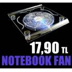 Laptop So�utucu Notebook Fan S�per I�IKLI