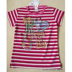 DWM FASHION DREAM KIZ �OCUK T-SHIRT 7-8 YA�