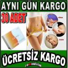 Slim Patch M�knat�sl� G�bek Eritme Band� 30 Adet