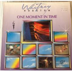 WHITNEY HOUSTON-ONE MOMENT IN TIME