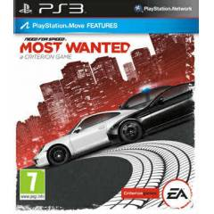 NEED FOR SPEED MOST WANTED PS3 HD PAL SIFIR