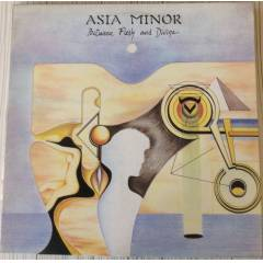 ASIA MINOR-BETWEEN FLESH AND DIVINE
