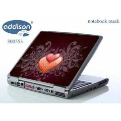 Addison 300553 Kalp Notebook Mask