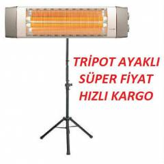 Kumtel Twingo 3000 W �nfrared Is�t�c�