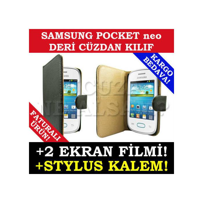SAMSUNG GALAXY POCKET NEO KILIF 5310 C�ZDAN FULL