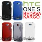 HTC ONE S K�l�f TPU  SOFT  SILIKON
