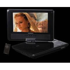 GOLDMASTER PD-700 PORTABLE DVD PLAYER HED�YEL�