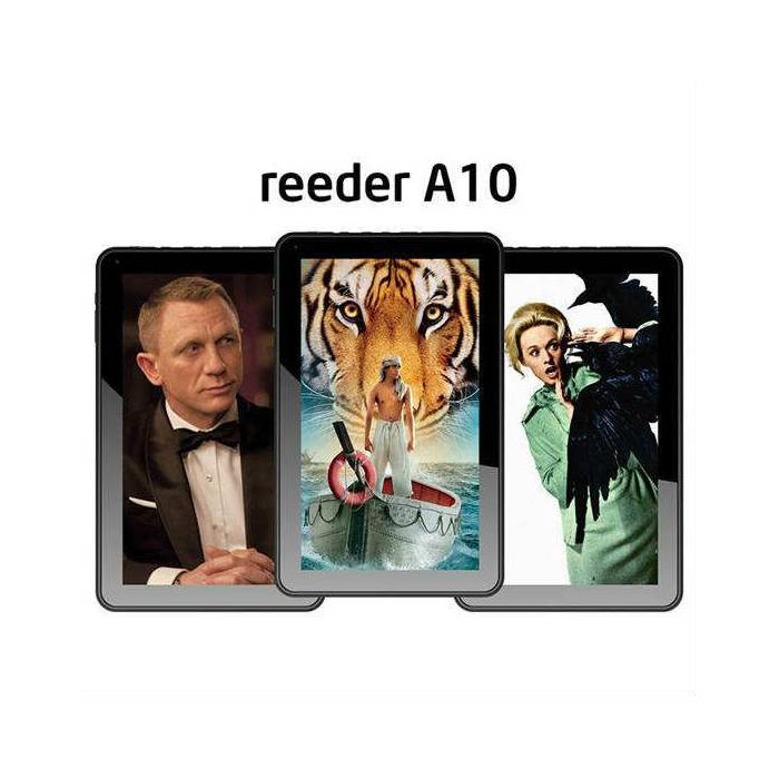Reeder A10 2GB Quadcore 16GB 10.1inc Tablet PC