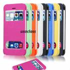 iPHONE 5C KILIF PENCEREL� FL�P COVER  3 F�LM HED