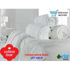 COTTON BOX YORGAN ��FT K���L�K HAREM