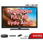 VESTEL  32PH5065S82 cm   LED DAH�L� UYDU ALICILI