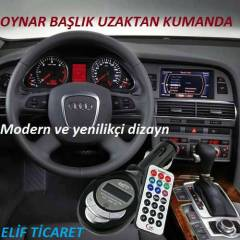 OTO ÇAKMAK MP3 MP4 Wireless FM Modulator 4-in