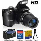 Samsung WB100 16 MP HD 26x Foto�raf Makinesi