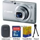 CANON A4000IS 16 MP HD Dijital Foto�raf Makinesi