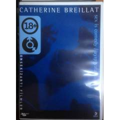 SEX IS COMEDY CATHERINE BREILLAT DVD 2.EL