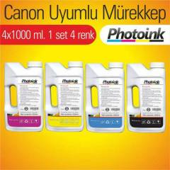 1000 ml CANON UYUMLU PHOTO INK