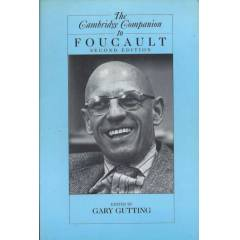 The Cambridge Companion to FOUCAULT Gary Gutting