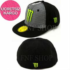 Monster Full Cap �apka Hip Hop �apka M33