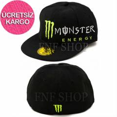 Yeni Monster Full Cap �apka Hip Hop �apka M22