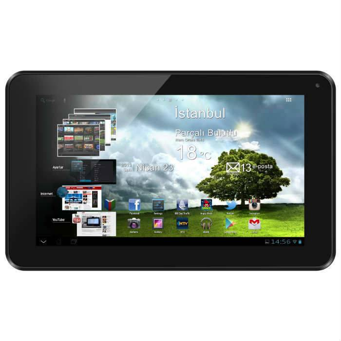 Piranha Zoom Tab 7.0'' 8GB TABLET PC W�F� 3G