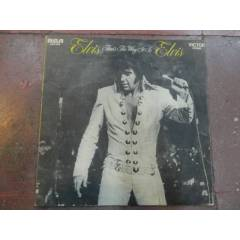 ELVIS PRESLEY / THAT'S THE WAY IT IS  YERL� BAS