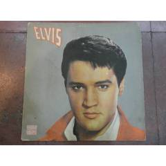 ELVIS PRESLEY / BULGAR BASKI LP....