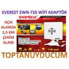 EVEREST EWN-720 KABLOSUZ W�F� ADAPT�R