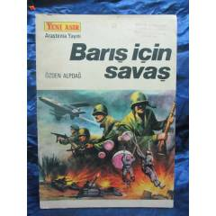 Bar�� ��in Sava� �zden Alpda� 1974 msc