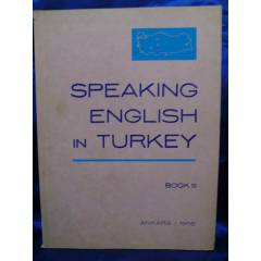 Speaking English in Turkey book III 1966 msc