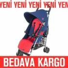 Maclaren Quest Baston Bebek Arabas� Blue Scarlet